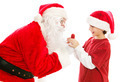 Lollipop From Santa Claus - PhotoDune Item for Sale