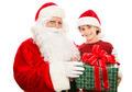 Christmas Present from Santa - PhotoDune Item for Sale