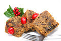 Sliced Christmas Fruitcake - PhotoDune Item for Sale