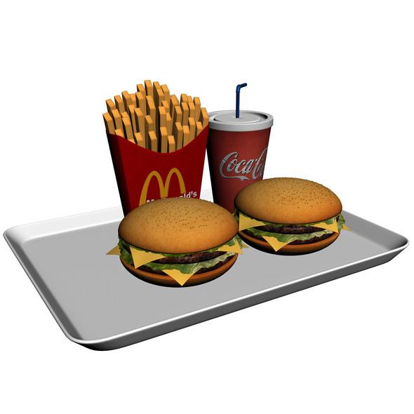 McDonalds - 3DOcean Item for Sale