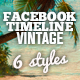 Facebook Timeline Vintage Covers - GraphicRiver Item for Sale