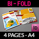Construction Company Brochure Bi-Fold Vol.2 - GraphicRiver Item for Sale