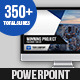 Winning Project PowerPoint Template - GraphicRiver Item for Sale