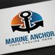 Marine Anchor Logo - GraphicRiver Item for Sale
