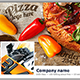 Pizza Facebook Cover - GraphicRiver Item for Sale