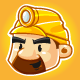 Miner - GraphicRiver Item for Sale