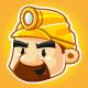 Miner - GraphicRiver Item for Sale