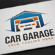 Car Garage Logo - GraphicRiver Item for Sale