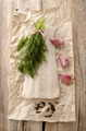 fresh cod fillet on kitchen paper - PhotoDune Item for Sale