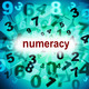 Numeracy Education Means One Two Three And Educated - PhotoDune Item for Sale