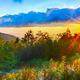 Blue Ridge Parkway late summer Appalachian Mountains   - PhotoDune Item for Sale
