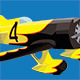 Stunt Plane - GraphicRiver Item for Sale
