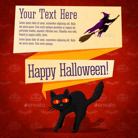 GraphicRiver Halloween Banner 9023539