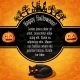 Happy Halloween Card - GraphicRiver Item for Sale