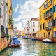 Canal in Venice, Italy - PhotoDune Item for Sale