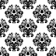 Floral Damask Pattern - GraphicRiver Item for Sale
