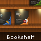 Bookshelf - GraphicRiver Item for Sale