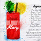 Cocktails Watercolor - GraphicRiver Item for Sale