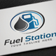 Fuel Station Logo - GraphicRiver Item for Sale