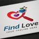 Find Love Logo - GraphicRiver Item for Sale