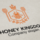 Honey Kingdom Logo - GraphicRiver Item for Sale