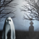 Cemetery-Ghost-Promo - VideoHive Item for Sale