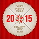 Christmas and New Year Greeting Label - GraphicRiver Item for Sale