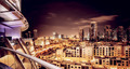 Beautiful night cityscape of Dubai - PhotoDune Item for Sale