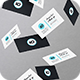 ID Business Card Mock-Up Photorealistic - GraphicRiver Item for Sale