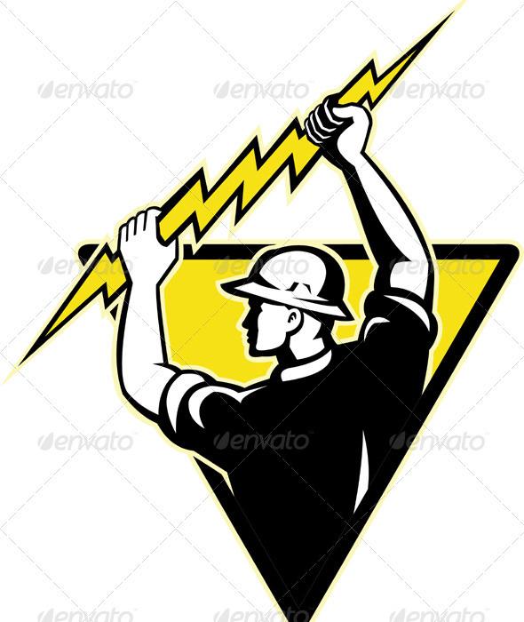 Power Lineman Tattoos Electrician power lineman