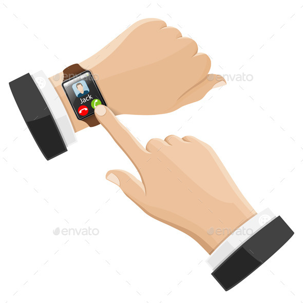 GraphicRiver Smart Watch 9028305
