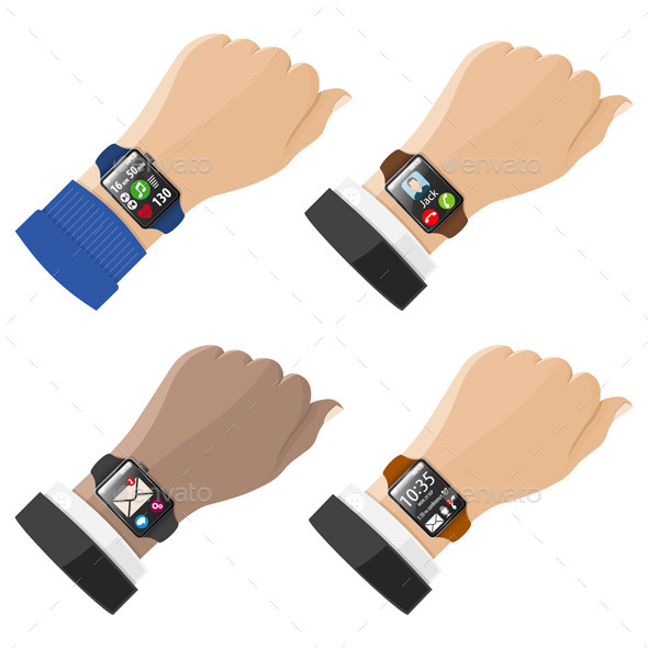 GraphicRiver Smart Watch 9028309