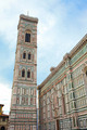 Bell Tower of the Basilica di Santa Maria del Fior,  Florence, I - PhotoDune Item for Sale