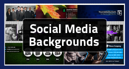 Social Media Backgrounds
