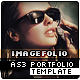 AS3 Imagefolio Portfolio Template - ActiveDen Item for Sale