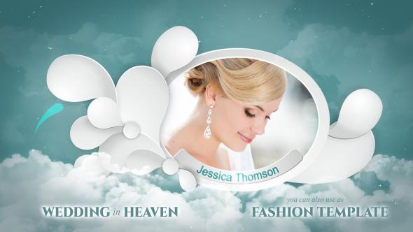 Wedding in Heaven
