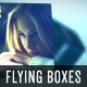 Flying Boxes - VideoHive Item for Sale