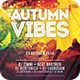 Autumn Vibes Flyer - GraphicRiver Item for Sale
