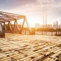 wooden platform - PhotoDune Item for Sale