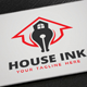 House Ink Logo - GraphicRiver Item for Sale