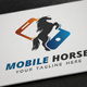 Mobile Horse Logo - GraphicRiver Item for Sale