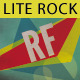Energetic Lite Rock