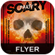 Scary Party Flyer - GraphicRiver Item for Sale