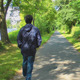 Man Walking in Nature - VideoHive Item for Sale