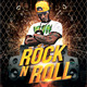 Rock n Roll Flyer - GraphicRiver Item for Sale