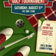 Golf Tournament / Event Poster or Flyer - GraphicRiver Item for Sale
