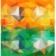 Triangle Background Colorful Polygons - GraphicRiver Item for Sale