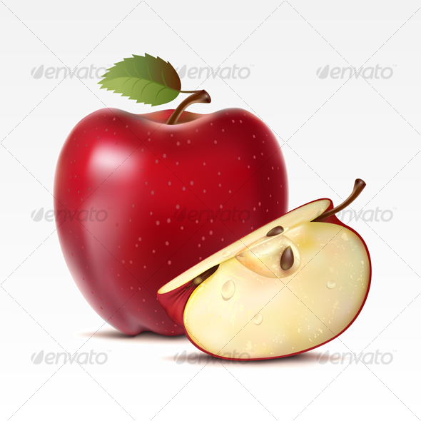 GraphicRiver Apples 117122