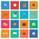 Set of Various Office Service Icons - GraphicRiver Item for Sale