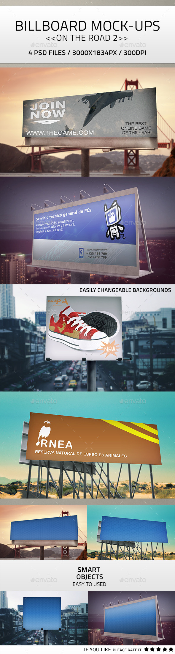 GraphicRiver Billboard Mock-Up 2 9016478